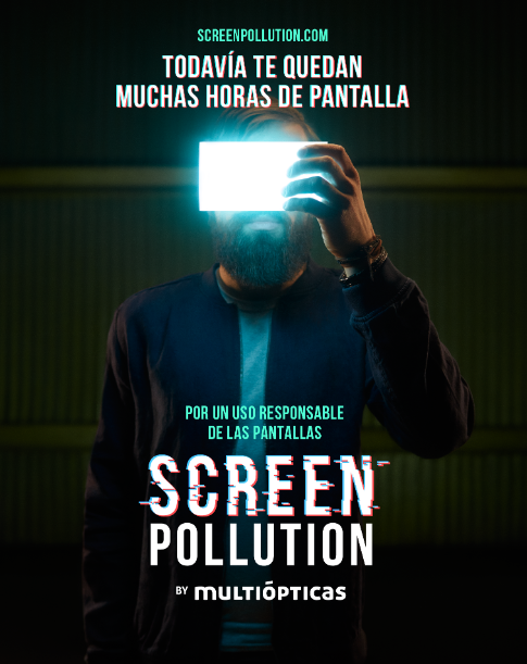 Screen Pollution