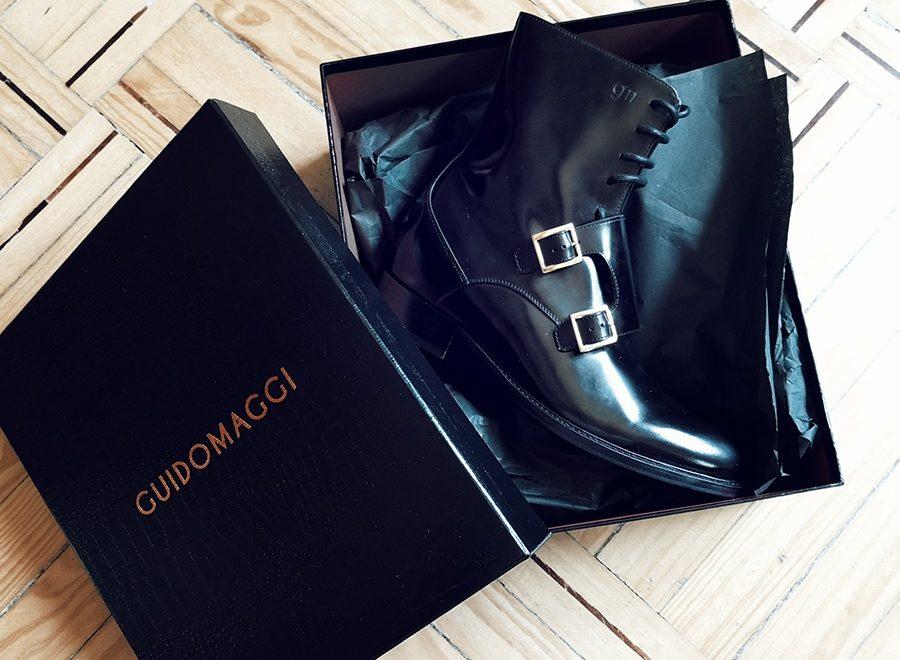 GuidoMaggi. Zapatos con alzas