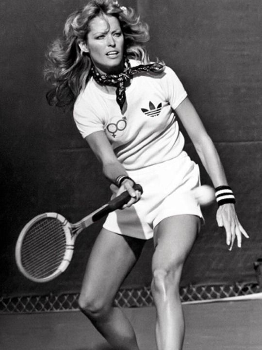Paddle tennis and fashion
