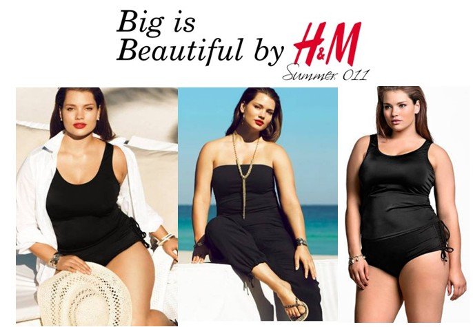 Sizes of H&M