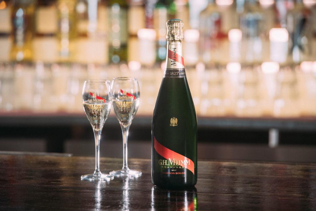 experto en champagne