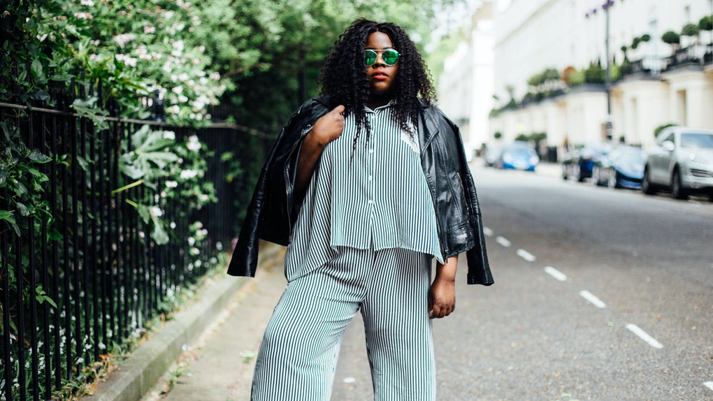 Influencers plus size