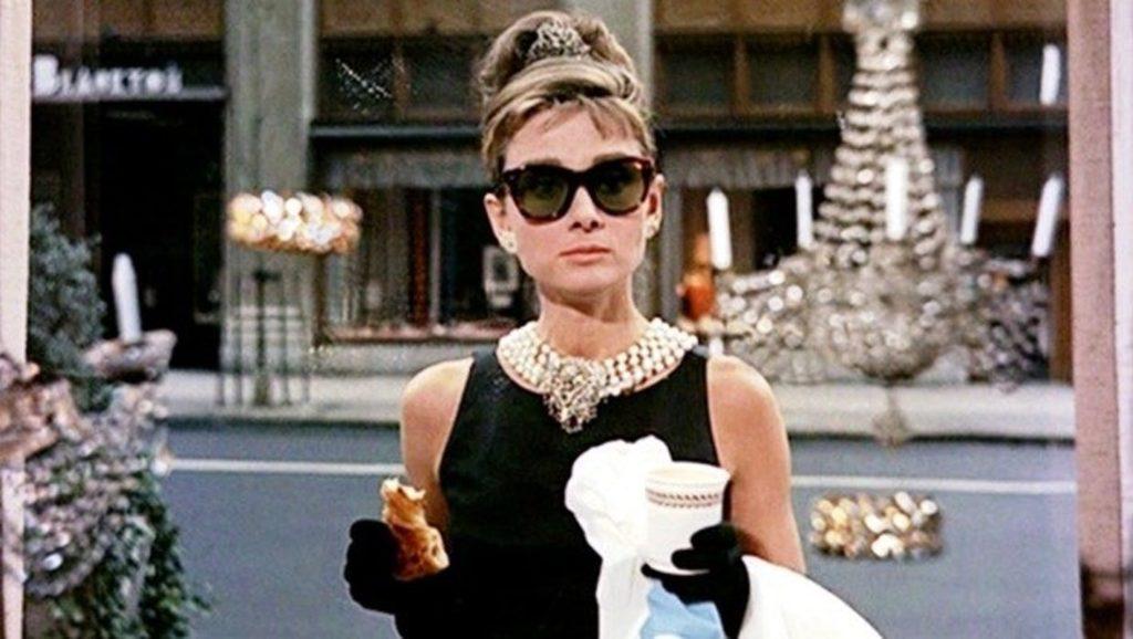 Puzzle de Moda - Audrey Hepburn