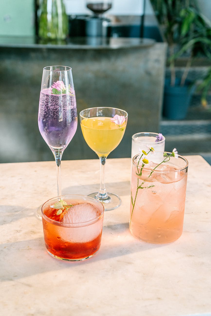 cocktails de saison